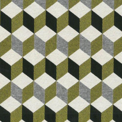 Tissu motif Gustave