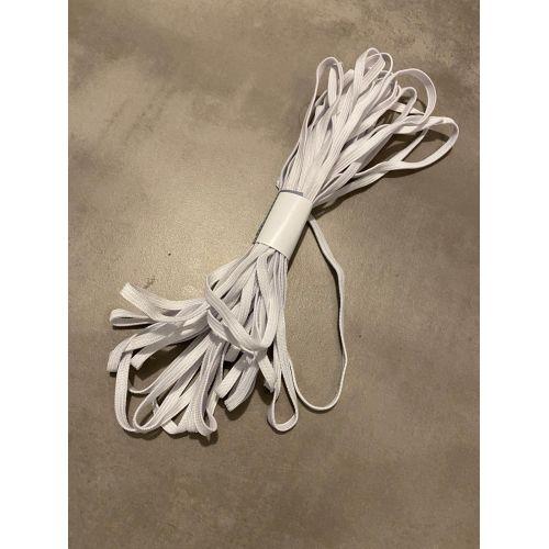 Elastique blanc (au mètre)