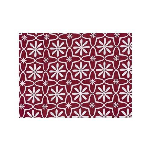 Tissu à motif Géométrique...